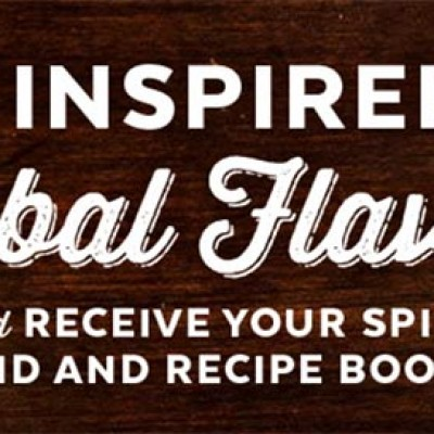 Free Spice Tin, Recipe Booklet & Sweepstakes