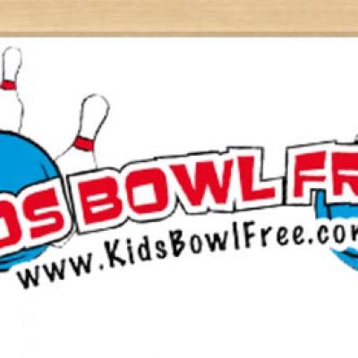 Kids Bowl Free This Summer