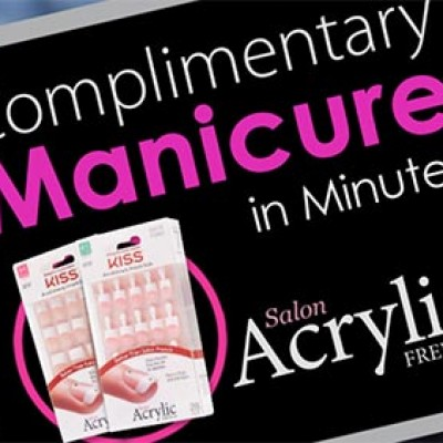 Free Manicure & Sweeps