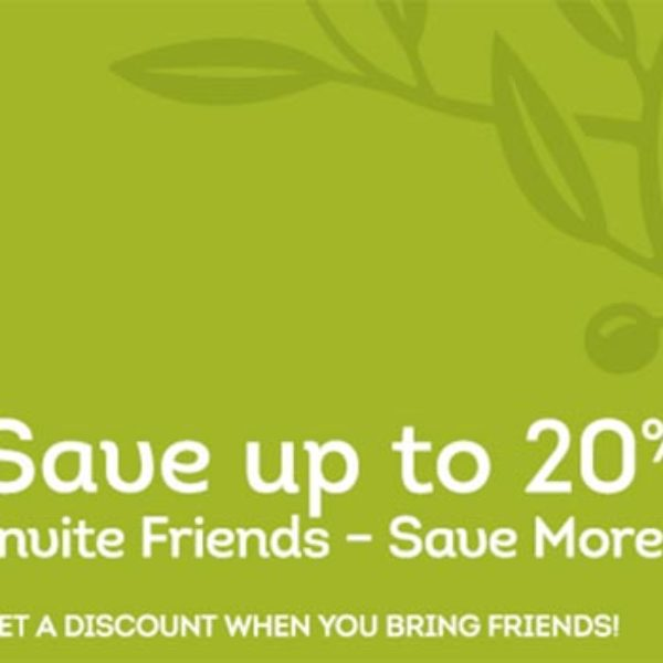 Olive Garden: Save Up To 20%