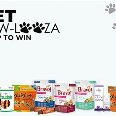 Win a $200 Pet Package + Free Samples
