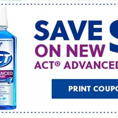 ACT Advanced Care Coupon