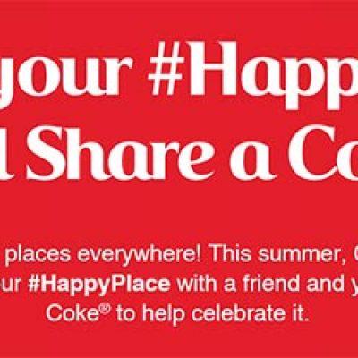 Coke: BOGO Free Coupons