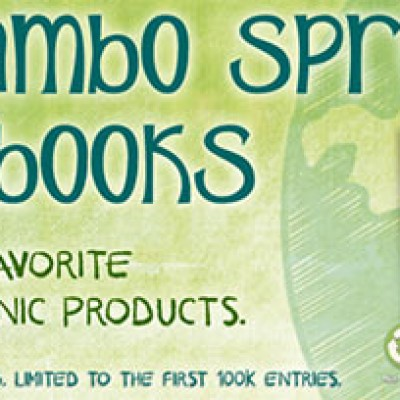 Free Mambo Sprouts Summer Coupon Book
