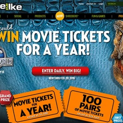 Mike & Ike: Win Movie Tickets For A Year