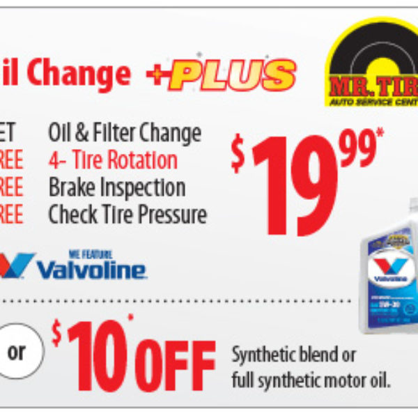 Mr Tire Oil Change >> Mr Tire Coupons Oh Yes It S Free