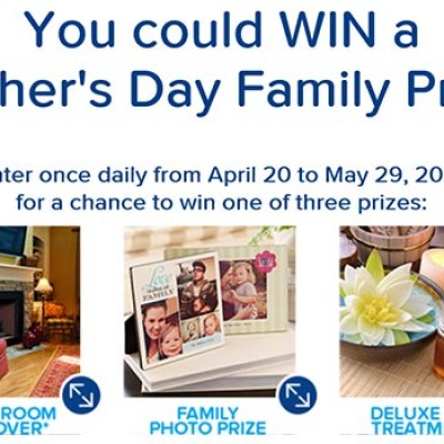 Nestle: Win a Family Room Makeover