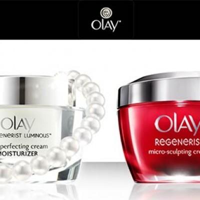 Free Olay Regenerist Luminous Samples