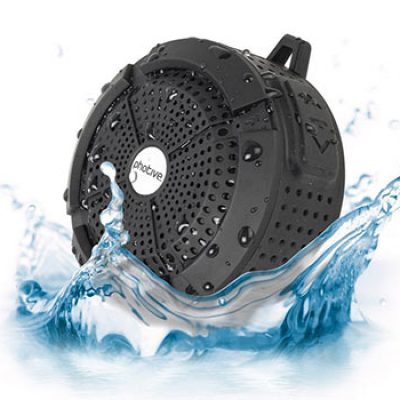 Photive WaterProof Bluetooth Speaker Only $19.95 (Reg $49.95)