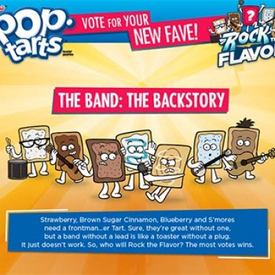 Pop-Tarts: Win 1-Year Supply