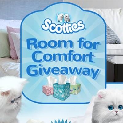 Scotties: Win 1 of 500 Comfort Care Packages
