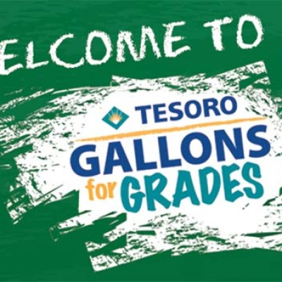 Tesoro: Gallons For Grades - Limited States