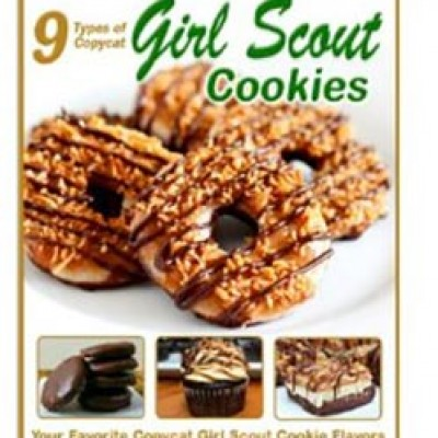 Free Kindle Edition: Copycat Girl Scout Cookies