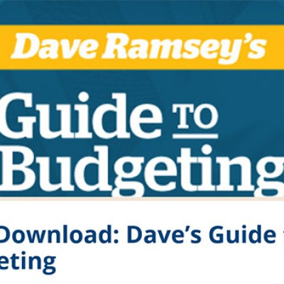 Free Guide To Budgeting Download