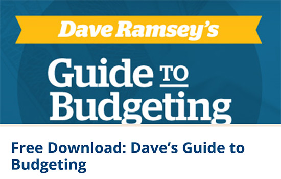 dave-ramsey-guide-to-budgeting