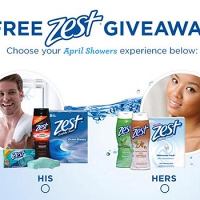 Free Zest Giveaway
