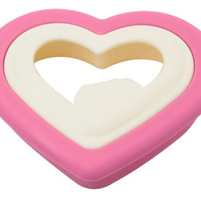 Heart Shaped Sandwich Maker Only $2.01 + Free Shipping