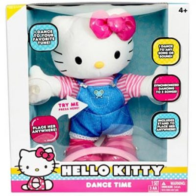 Hello Kitty Dance Time Plush Only $7.59 (Reg $34.99)