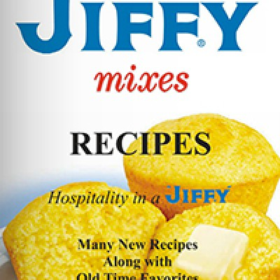Free New and Updated Jiffy Recipe Cookbook