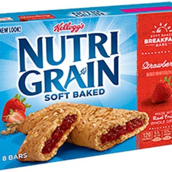 Kellogg's Nutri-Grain Coupon