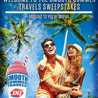 Win 1 of 30,000 DQ Gift Cards