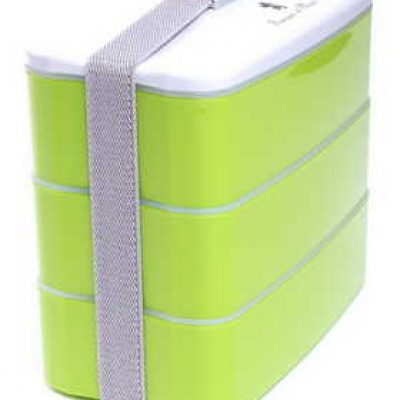 Stackable Bento Lunch Box Only $9.99 (Reg $39.95)
