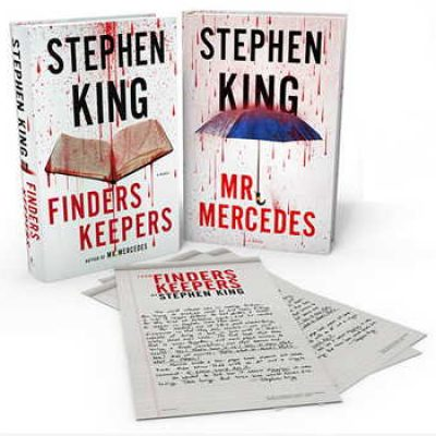 Win Stephen King Signed Books