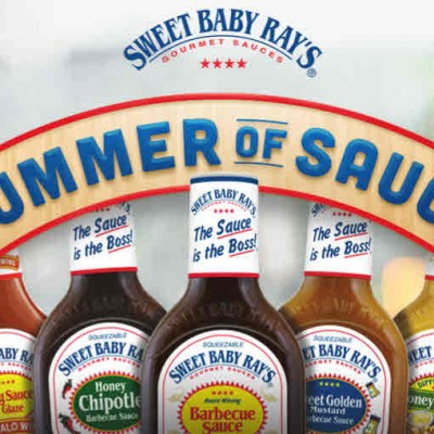Win a Case of Sweet Baby Ray's Sauce