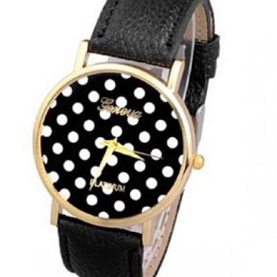 Women's Polka Dot Watch Only $4.39 + Free Shipping