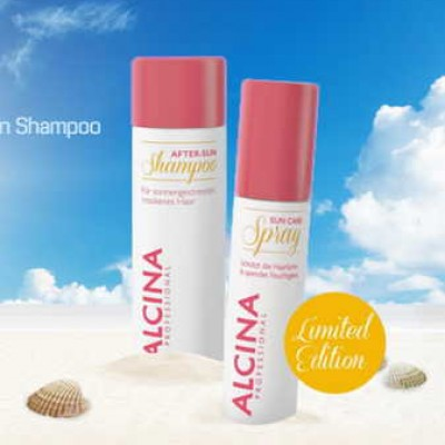 Free After-Sun Shampoo Samples