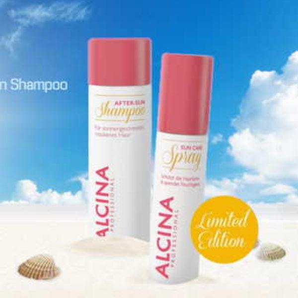 Free After-Sun Shampoo Samples