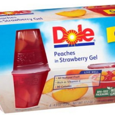 Dole Fruit Bowl Coupon