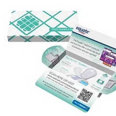 Free Equate Pad & Liner Kit