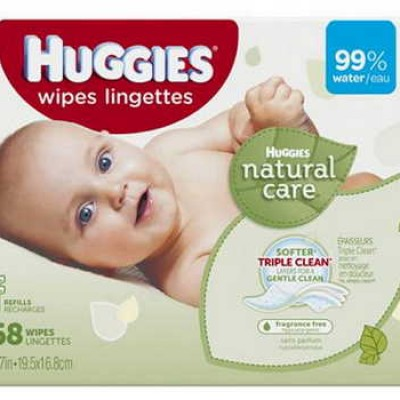 Diaper & Wipes Coupons