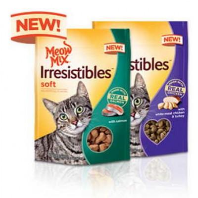 Free Irresistables Treats Samples