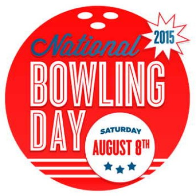 National Bowling Day: Free Bowling August 8th