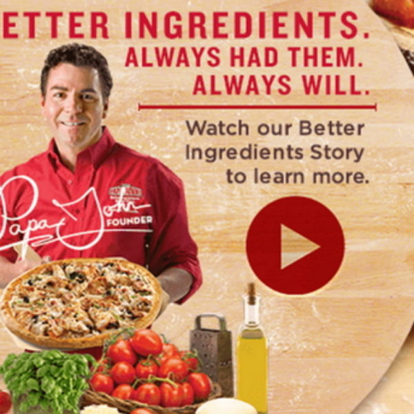 Papa John's: 25% Off Any Item