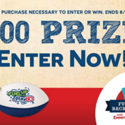 Quaker: Win 1 of 1,000 Back-to-School Fuel Packs