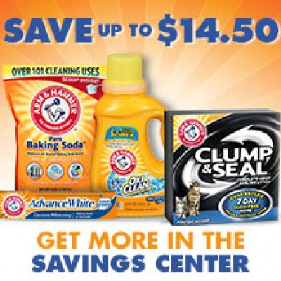 Arm & Hammer Savings Center
