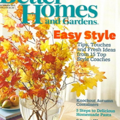 Free Better Homes And Gardens Magazine Subscription - Oh Yes It'S Free