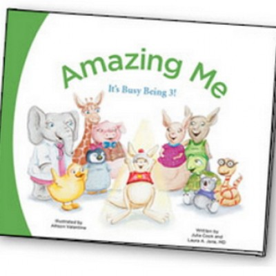 Free Amazing Me-It's Busy Being 3 Book