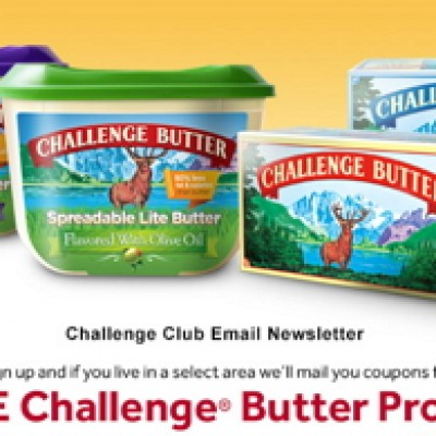 Free Challenge Products: NC, SC & CA