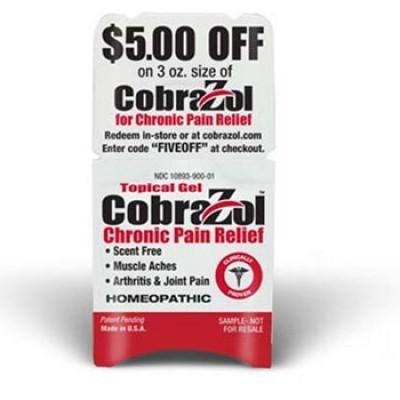 Free CobraZol Samples