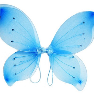 Fairy Butterfly Wings Costume Only $5.85 + Free Shipping