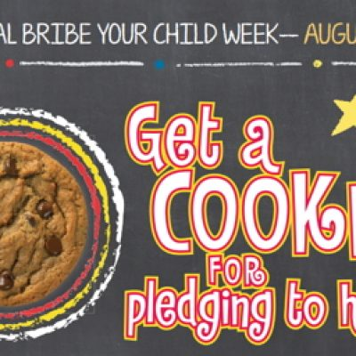 Great American Cookies: Free Chocolate Chip Cookie