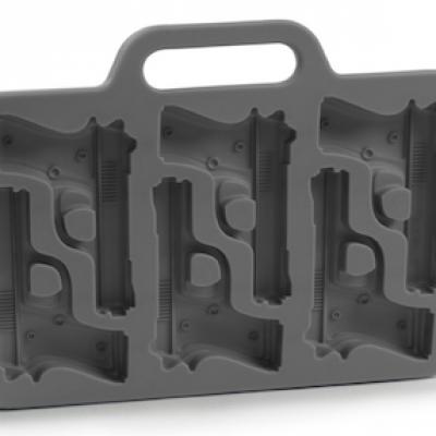 Gun-Shaped Ice Tray Just $3.42 + Free Shipping