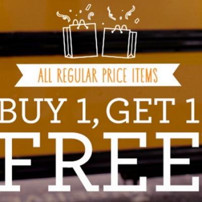 Gymboree: Buy 1 Get 1 Free Sale