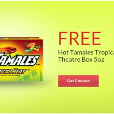Free Hot Tomales Tropical Heat