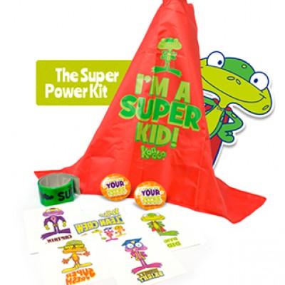 Pampers Kandoo Super Power Kit Giveaway