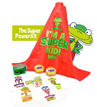 Kandoo Super Power Kit